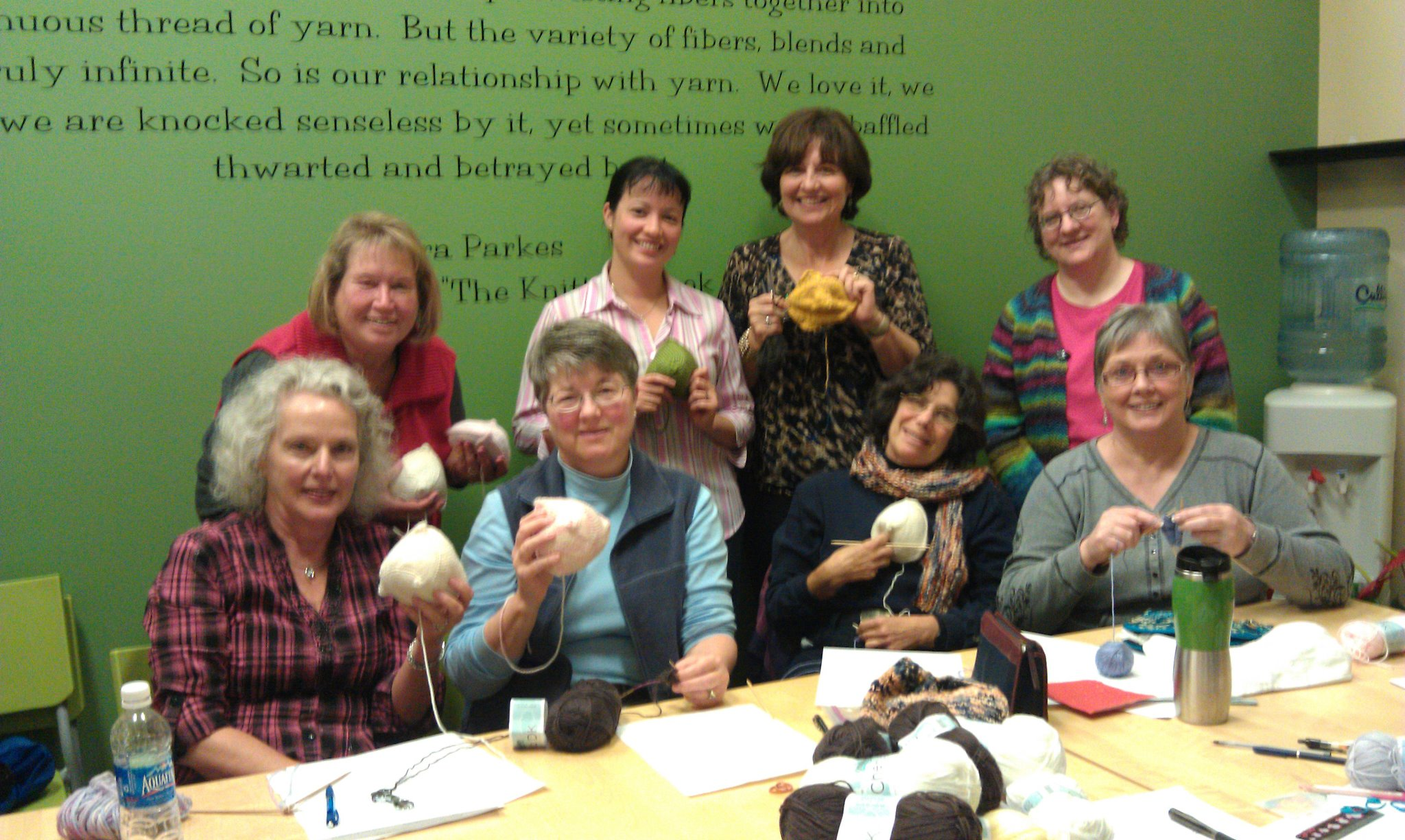 Knitting For Charity South Australia : Image gallery knitted knockers